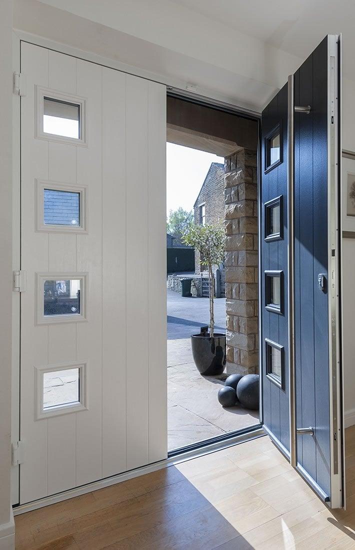 Composite French Doors Double Composite Doors Cheap