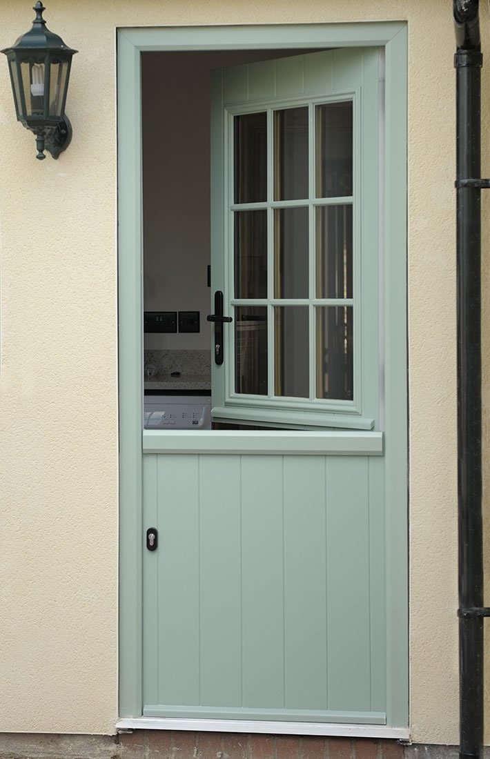 Painted Storm Door Ideas