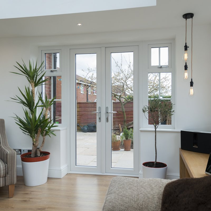 Upvc French Doors External French Doors Cheap French Doors Uk