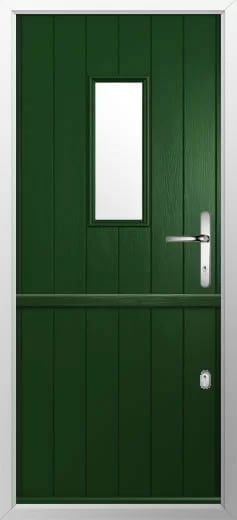 Composite stable door 1 square style