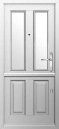Composite stable door 2 Panel 2 Square style