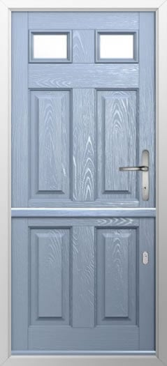 Composite stable door 4 Panel 2 Square style