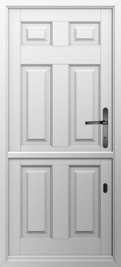 Composite stable door 6 Panel style