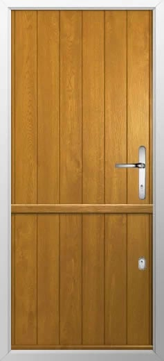 Composite stable door cottage style